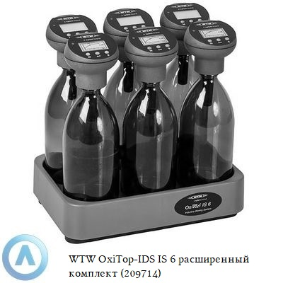 WTW OxiTop®-IDS IS 6