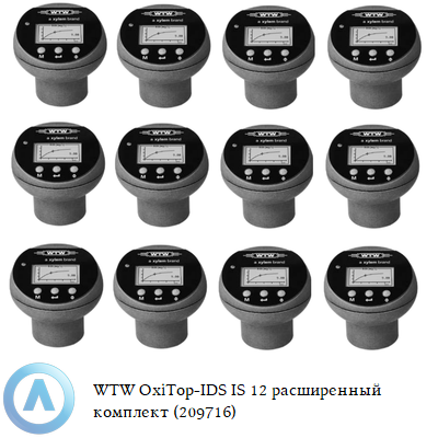 WTW OxiTop®-IDS IS 12